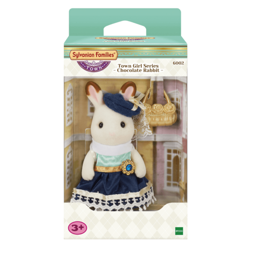 Sylvanian Families Town -Chocolate Rabbit