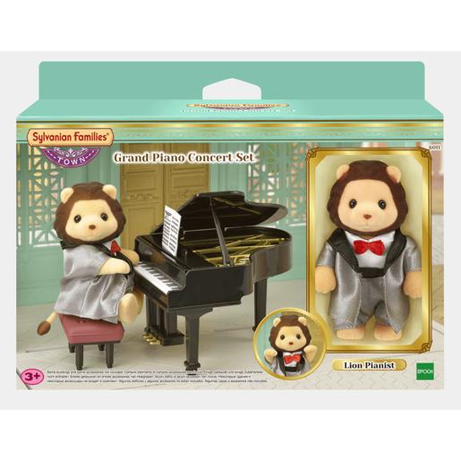 Sylvanian Families Grand Piano Concert