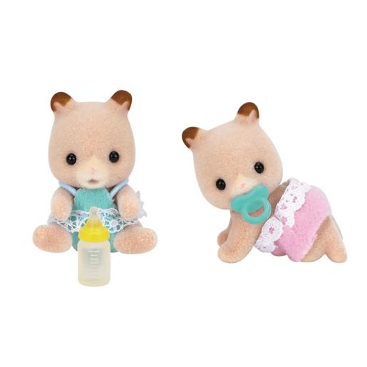 Sylvanian Families Hamster Twins