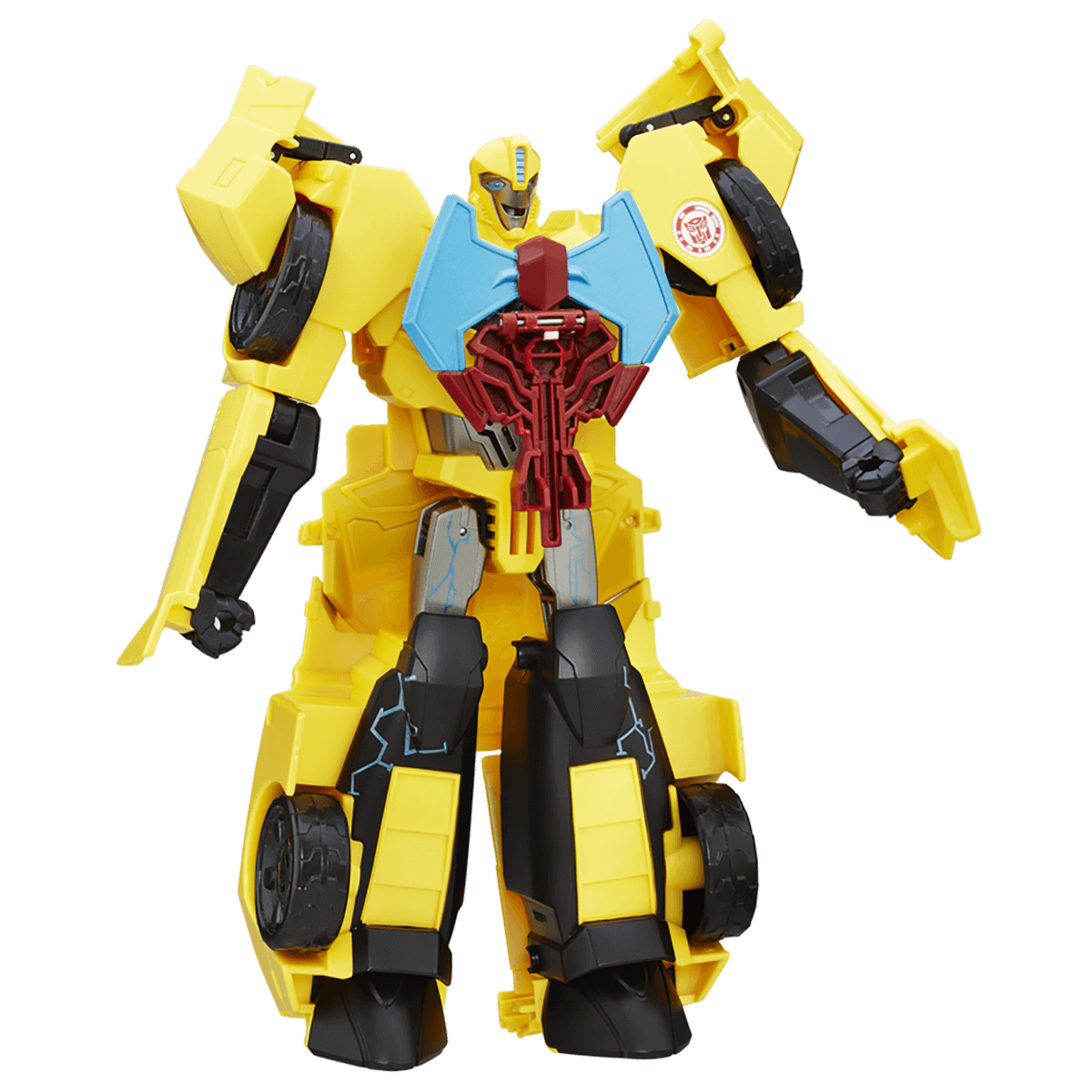 Transformers Robots In Disguise Power Surge Bumblebee And Buzzstrike The Entertainer
