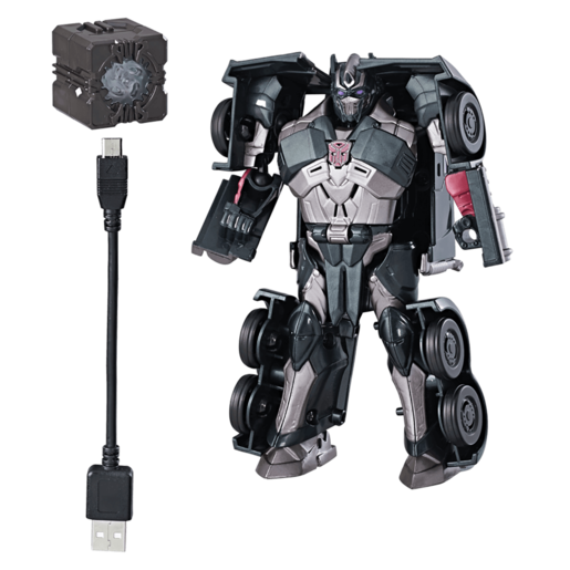 Transformers Allspark Tech Starter Pack -Shadow Spark Optimus Prime
