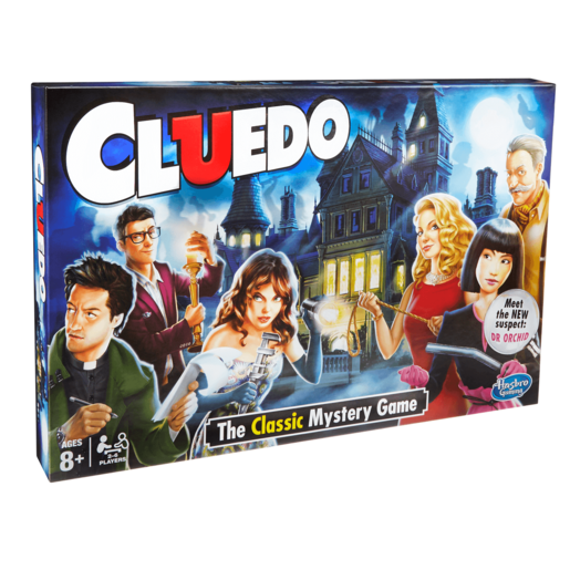 Image result for cluedo