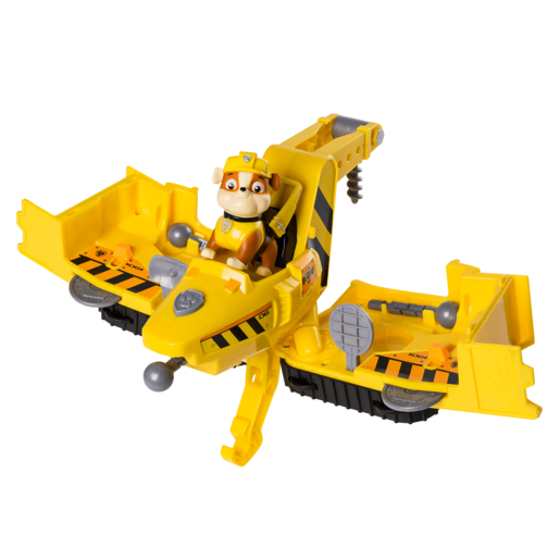 Paw Patrol – Flip & Fly 2-in-1 Transforming Vehicle - Rubble