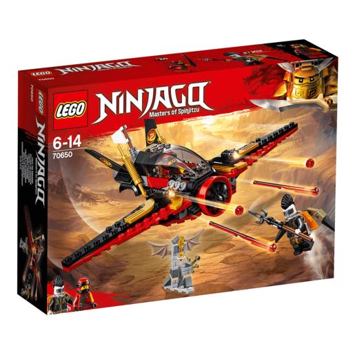 LEGO Ninjago Destinys Wing - 70650