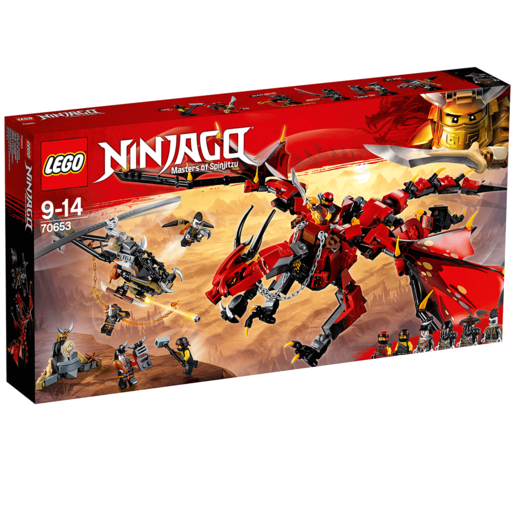 LEGO Ninjago Firstbourne - 70653