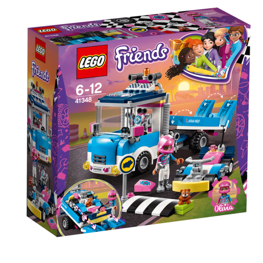 LEGO Friends Service & Care Truck - 41348
