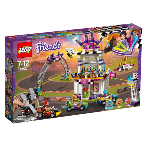 LEGO Friends The Big Race Day - 41352