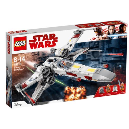 LEGO Stars Wars X-Wing Starfighter - 75218