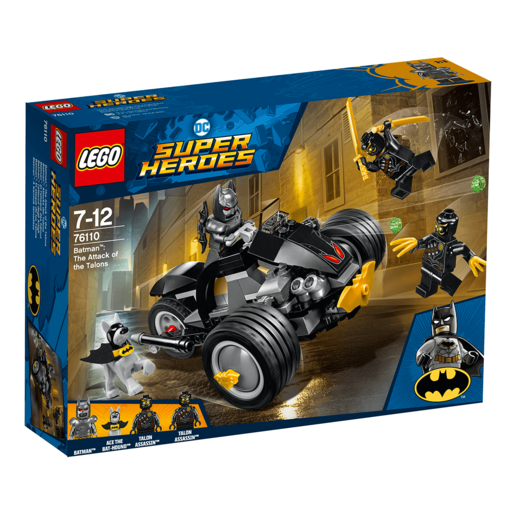 LEGO Super Heroes Batman The Attack of the Talons - 76110