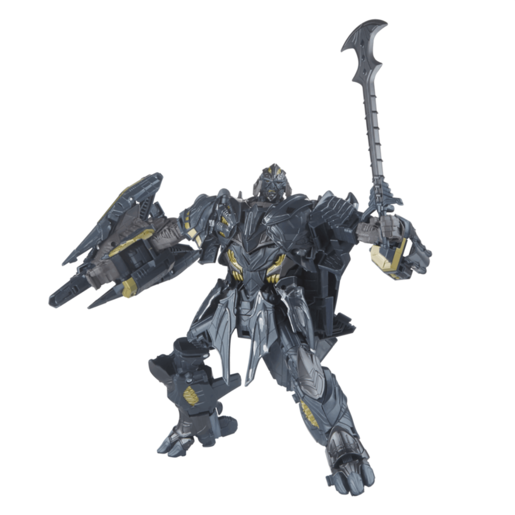 Transformers: The Last Knight Premier Edition Leader - Megatron