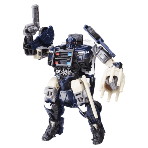 Transformers: The Last Knight Premier Edition Deluxe Barricade