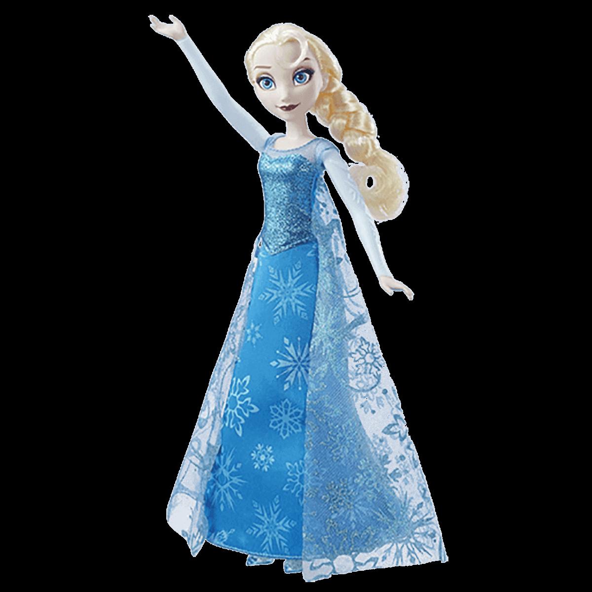 dba3ccb4825 Frozen Musical Lights - Elsa Doll | The Entertainer