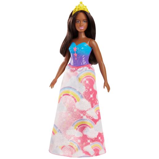 Barbie Dreamtopia Princess Doll   Dark Brown Hair