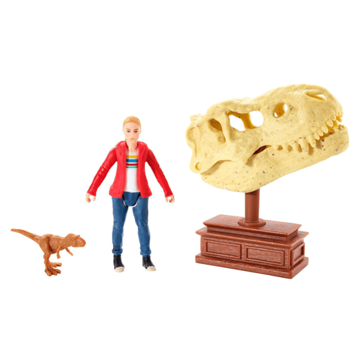 Jurassic World Maisie and Tyrannosaurus Rex Figure