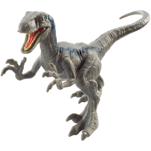Jurassic World Attack Pack - Velociraptor Blue