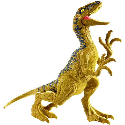 Jurassic World Dino Rivals Attack Pack Figure - Velociraptor Delta