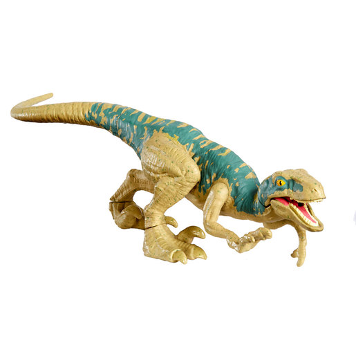 Jurassic World Dino Rivals Attack Pack Figure - Velociraptor Echo