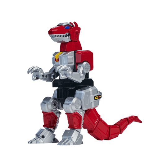 Power Rangers Legacy Mighty Morphin T-Rex Zord