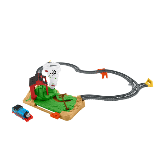 Fisher-Price Thomas & Friends TrackMaster Twisting Tornado Set