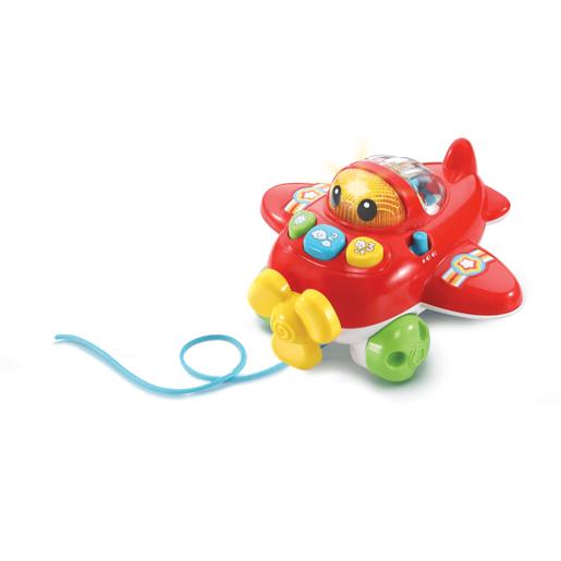 VTech Baby Pull & Pop Aeroplane