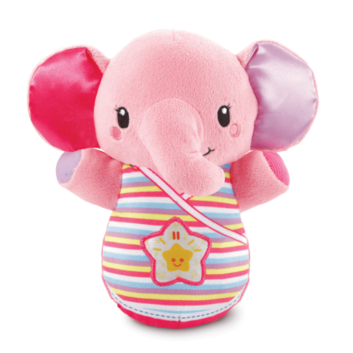 VTech Snooze & Soothe Elephant (Pink)