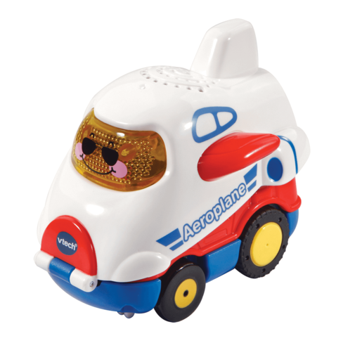 VTech Toot-Toot Drivers® Press 'n' Go Aeroplane