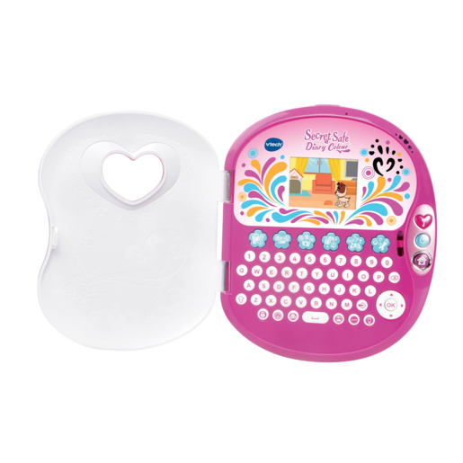 VTech Secret Safe Diary - White