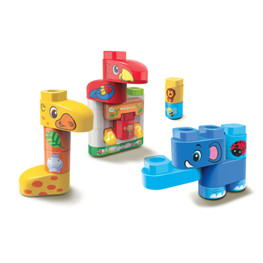 LeapFrog LeapBuilders - Wild Animals