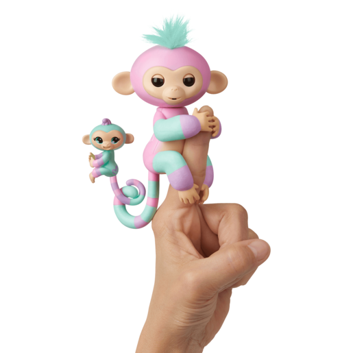 Fingerlings BFF Series - Ashley and Chance
