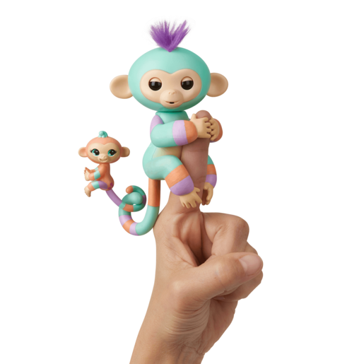 Fingerlings BFF Series - Danny and Gianna