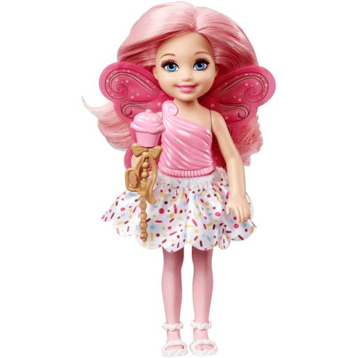 Barbieâ?¢ Dreamtopia Small Fairy Doll - Cupcake