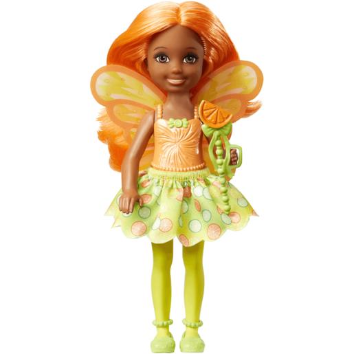 Barbieâ?¢ Dreamtopia Small Fairy Doll - Citrus