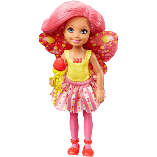 Barbieâ?¢ Dreamtopia Small Fairy Doll - Gumdrop
