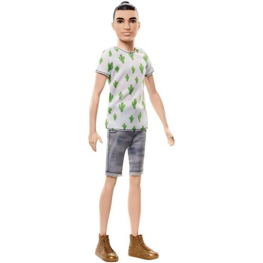 Barbie Fashionistas Ken Doll   Cactus Outfit