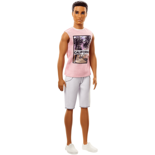 Barbie Fashionistas Ken Doll - Cali Cool Outfit
