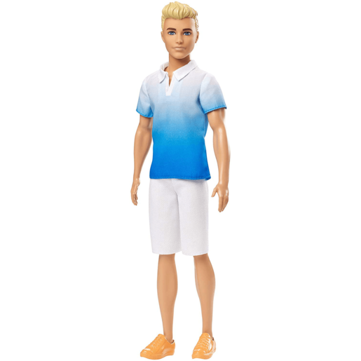Barbie Fashionistas Ken Doll - White Outfit