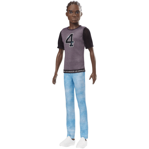 Barbie Fashionistas Ken Doll - Los Angelis Outfit