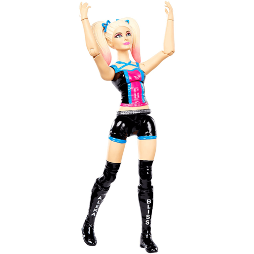 WWE Superstars 15cm Action Figure - Alexa Bliss