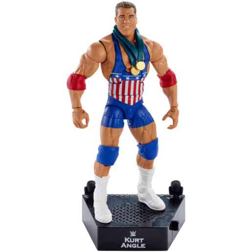 WWE Entrance Greats Kurt Angle 30cm Action Figure