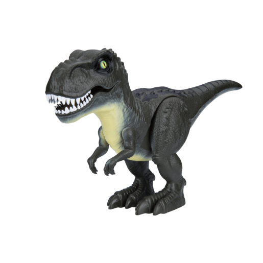 Robo Alive Interactive Attacking T-Rex - Black