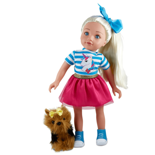 JoJo Siwa 45cm Doll with Bow Bow