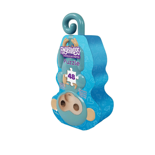 Fingerlings Monkey Tin Puzzle