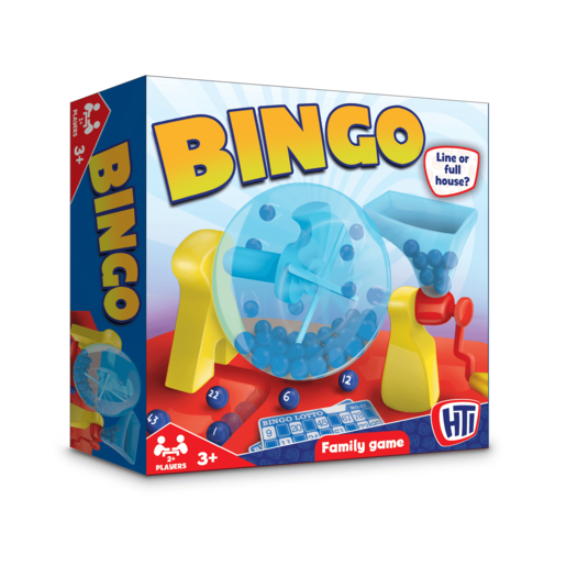 Bingo Family Game