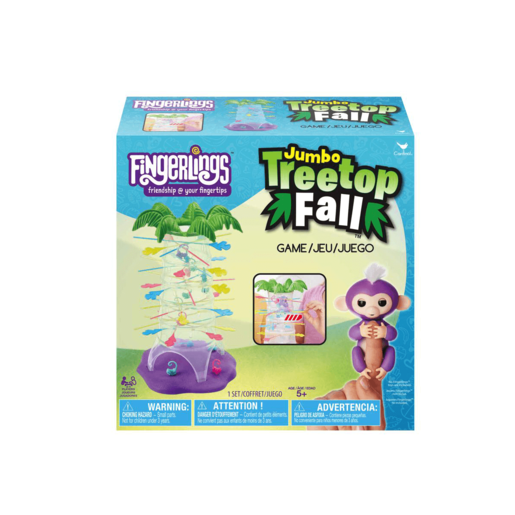 Fingerlings Jumbo Treetop Fall