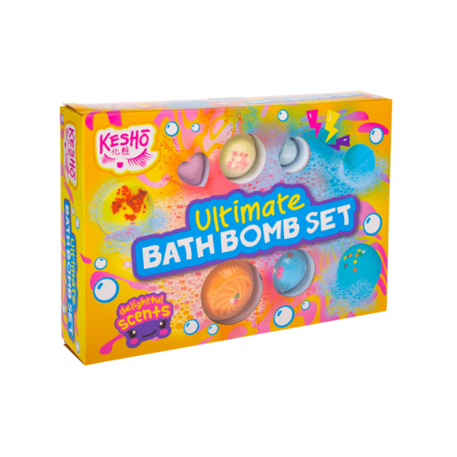 Kesho Ultimate Bath Bomb Set