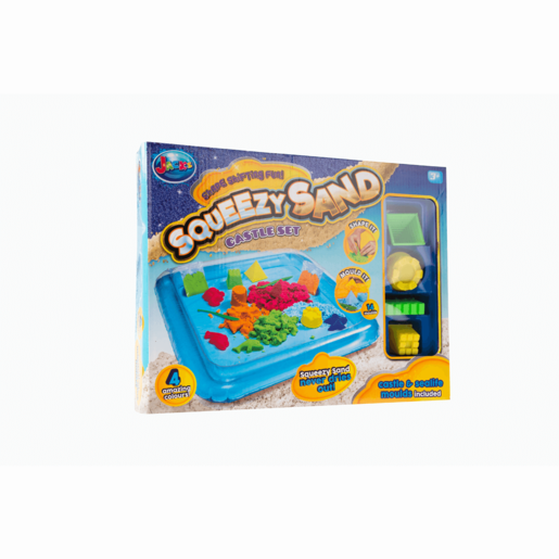 Jacks Squeezy Sand Castle Set