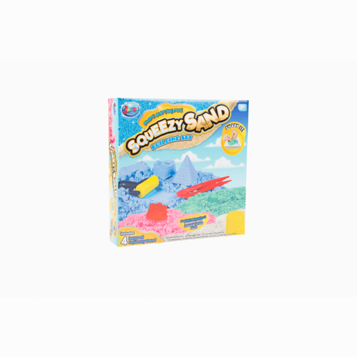Squeezy Sand Building Set (Styles Vary)