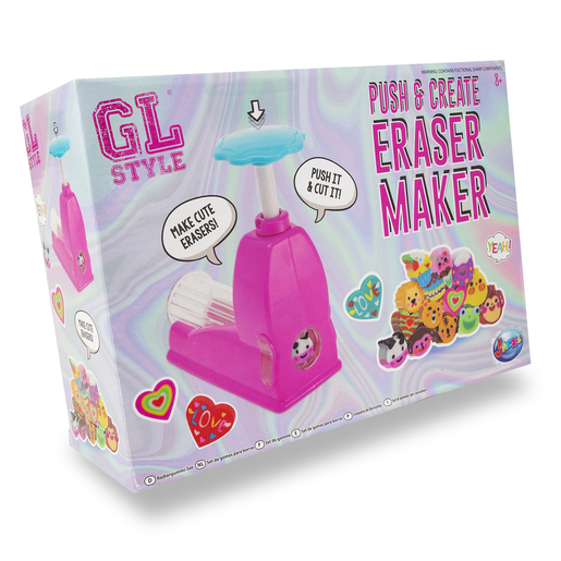 GL Styles Create Your Own Eraser Bead Jewellery