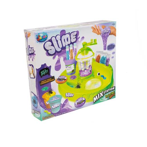 Jack's Nasty Slime Mix Station