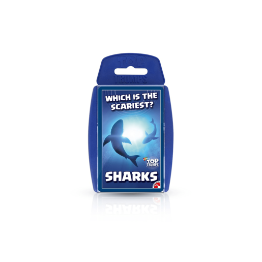 Top Trumps - Sharks Card Game